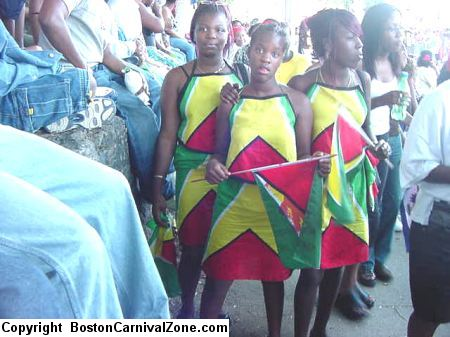 Guyanese Dress